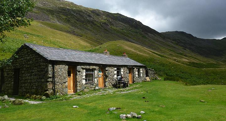 De leukste hostels in Engeland - YHA Black Sail - Cleator (Lake District)