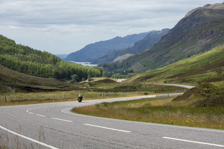 Schotland per motor