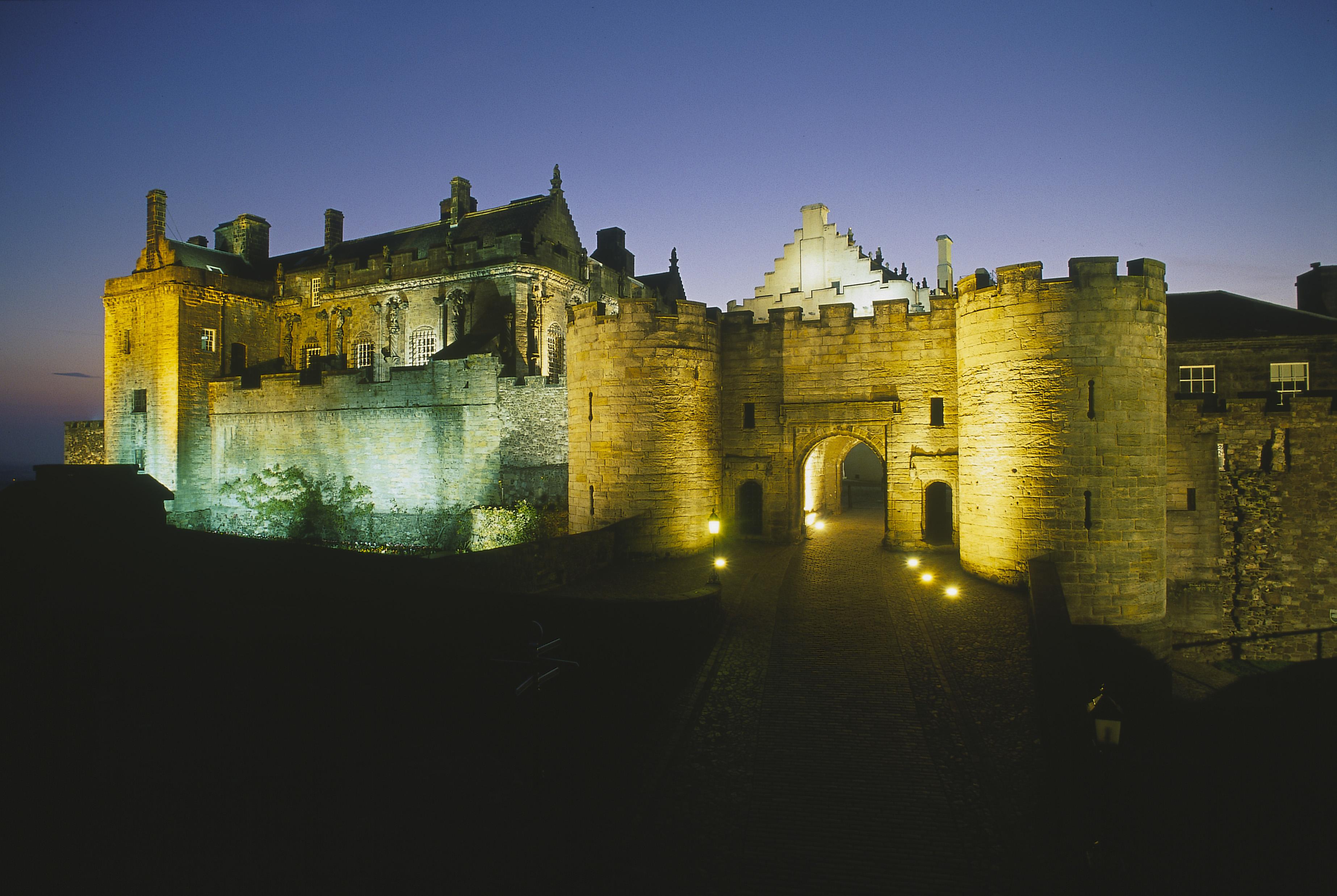 De mooiste Schotse steden - Stirling