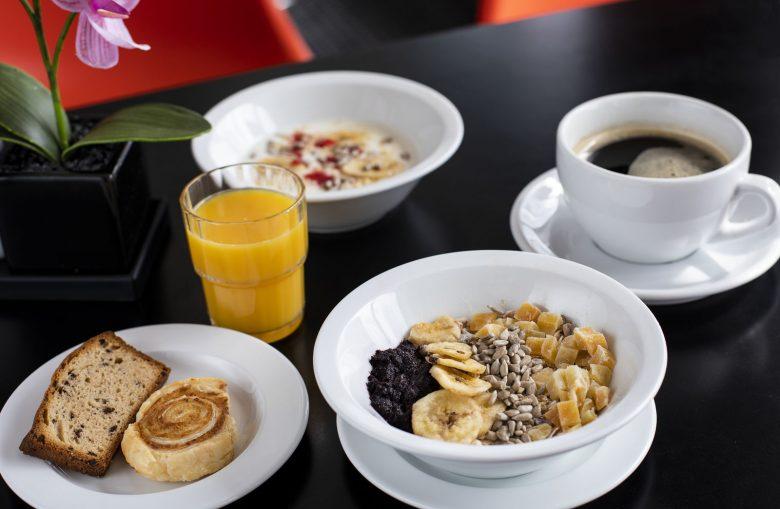 Explorer's Kitchen ontbijt