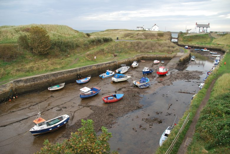 Seaton Sluice haven
