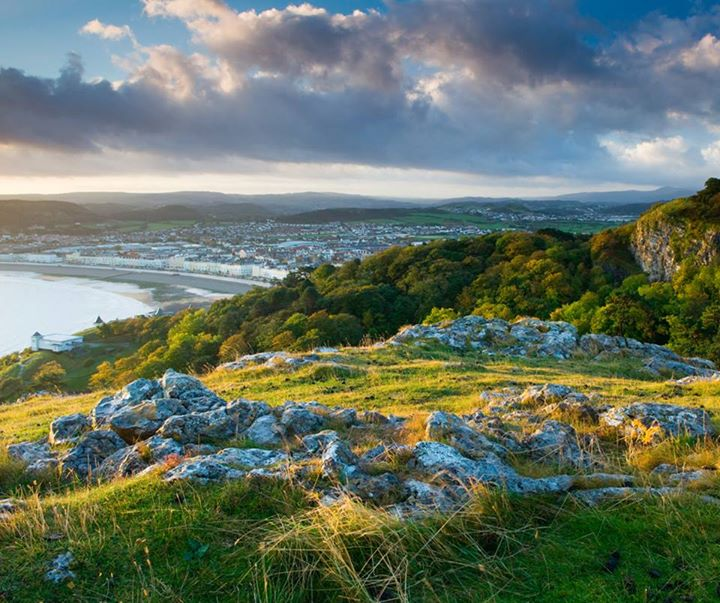 The Great Orme (Noord-Wales)