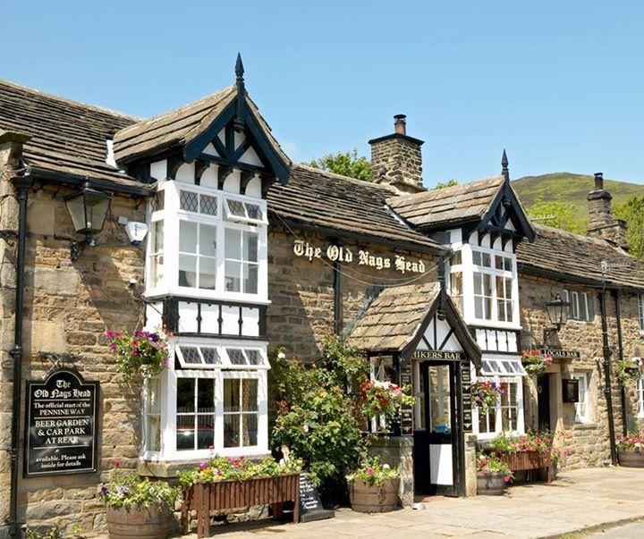 Edale in Derbyshire