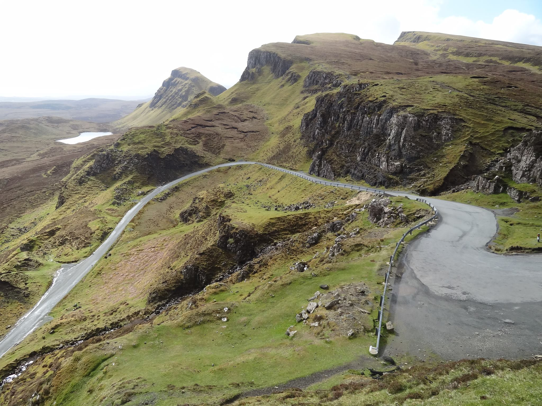 The Quiraing op Skye