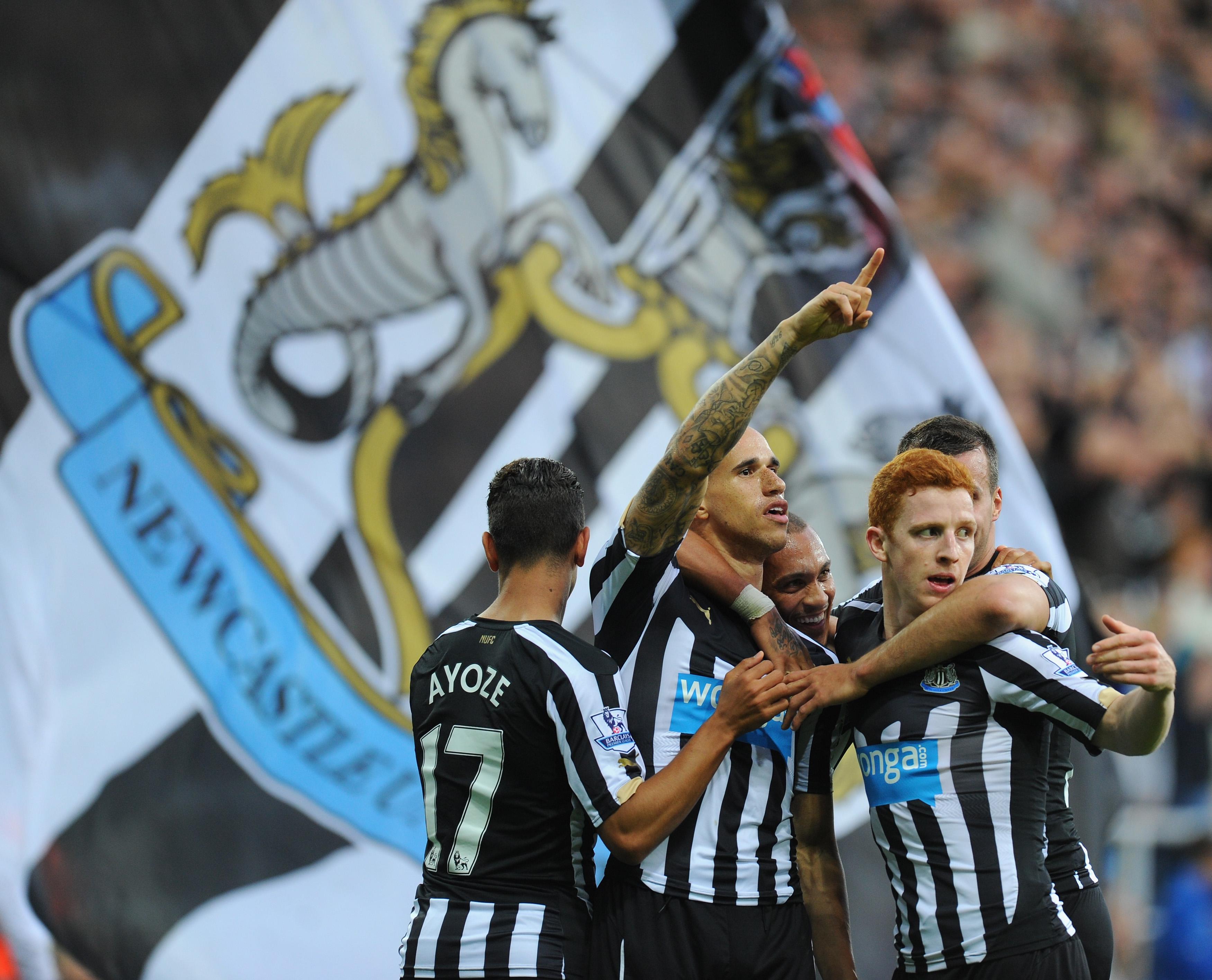 Voetbalwedstrijd in Newcastle - leuk met kinderen!