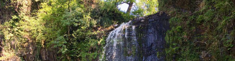 Sgwd Henrhyd (Henrhyd Falls)