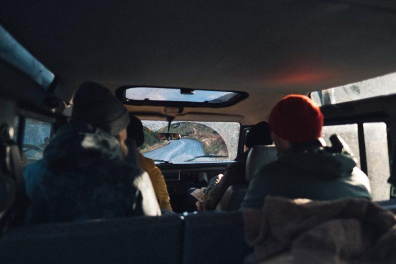 Onderweg naar Schotland met team Nomad