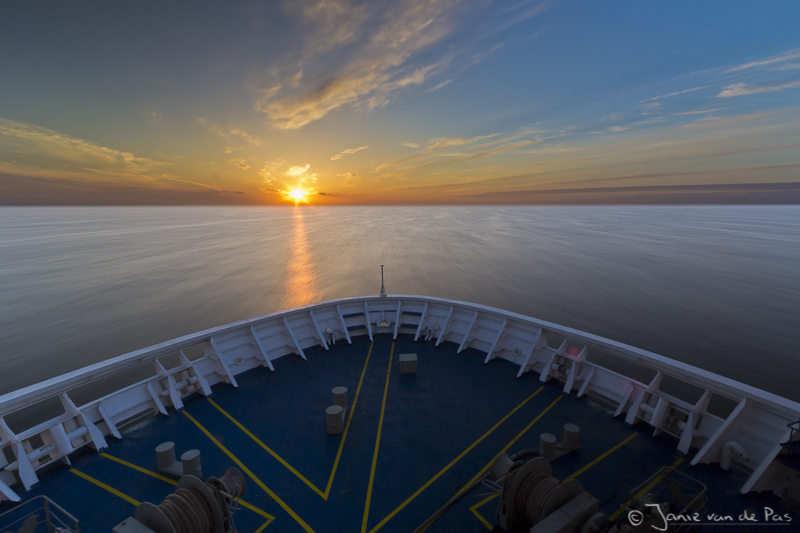 Ferry naar Newcastle upon Tyne