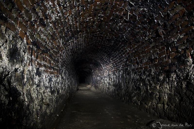 Victoria Tunnel in Newcastle