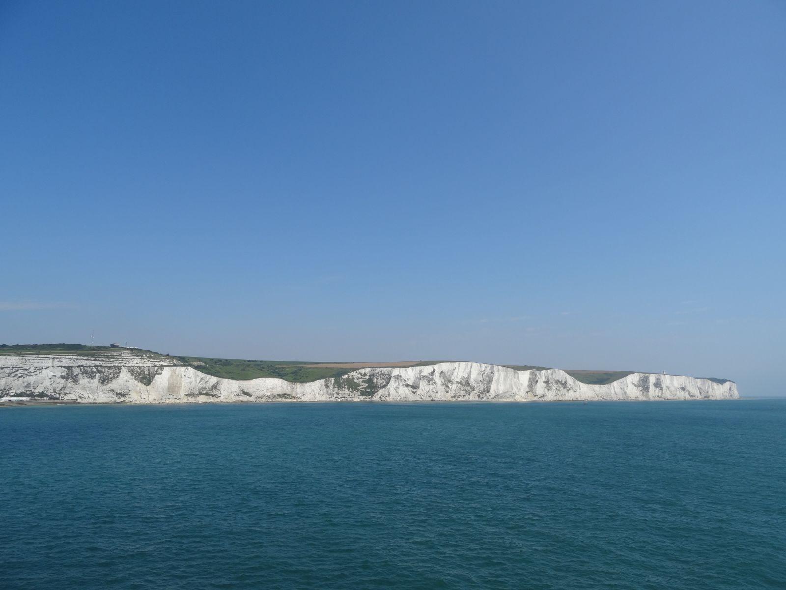 De kliffen van Dover
