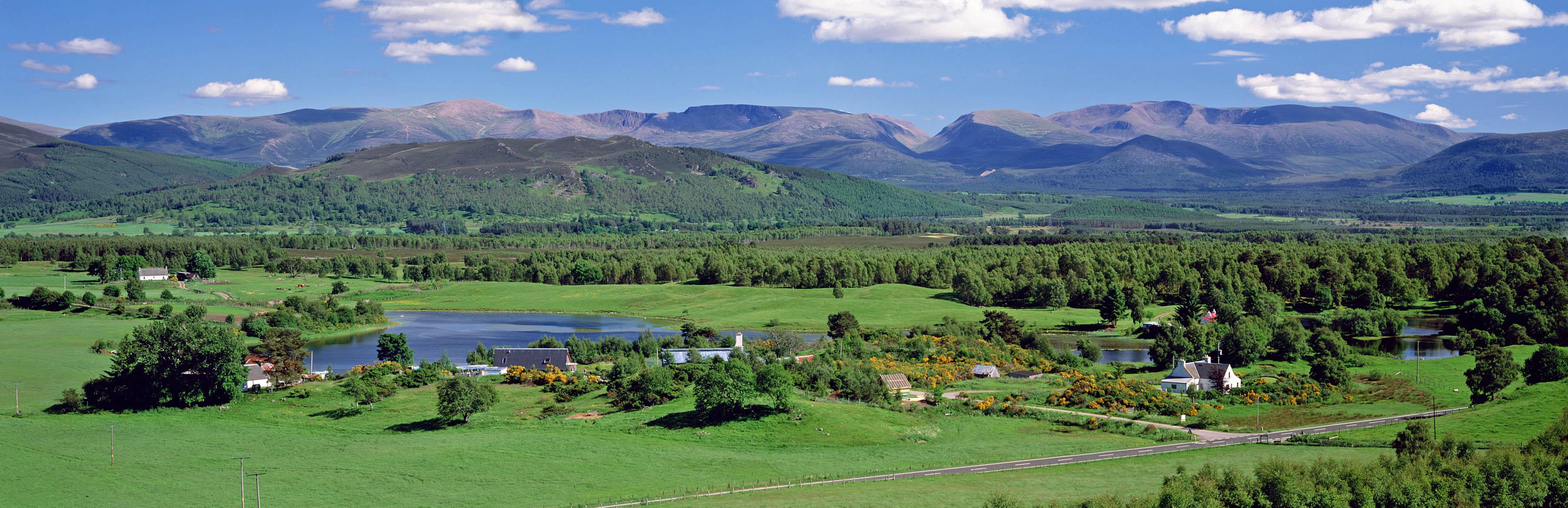 Aviemore en Cairngorms