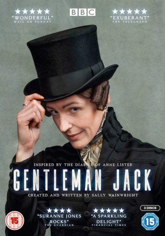 Gentleman Jack - dvd