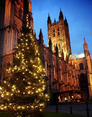 Kerst Canterbury