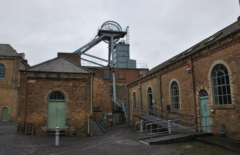 Woodhorn Museum in Northumberland