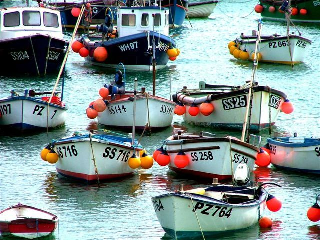 Padstow - Cornwall