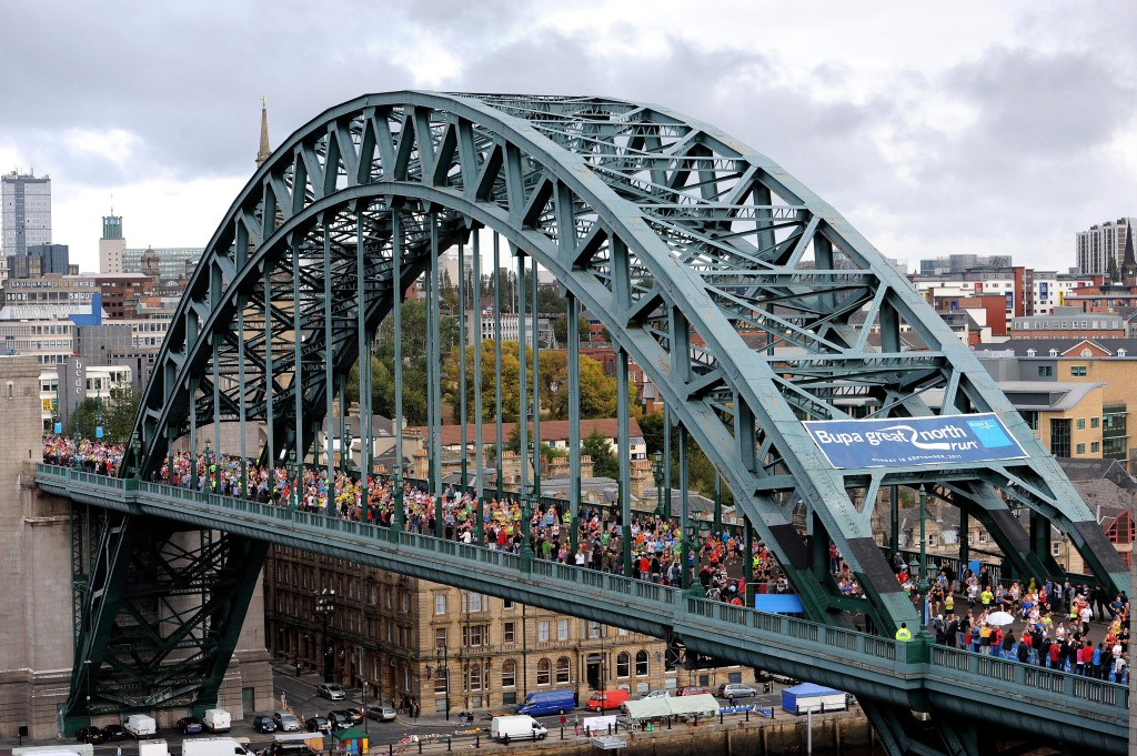 Tyne Bridge - Newcastle