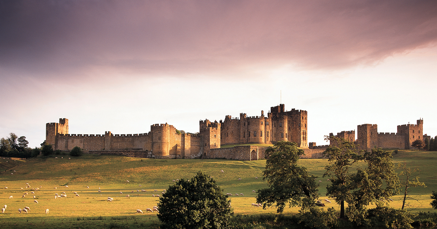 Alnwick Castle of Zweinstein