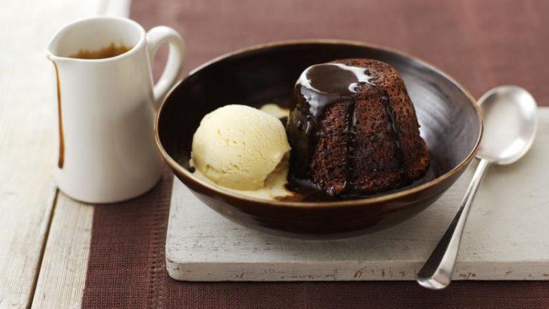 © BBC - Sticky Toffee Pudding