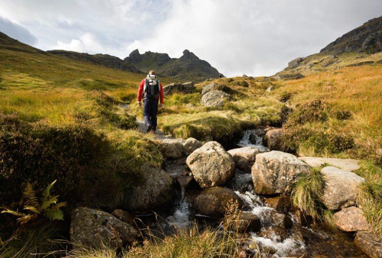 Backpacken Schotland - met je rugzak de mooie natuur in
