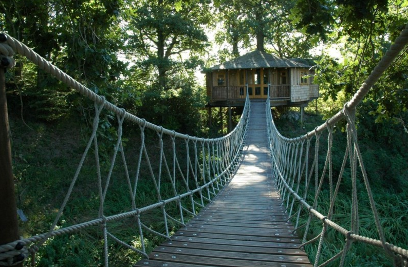 Bensfield Treehouse - Wadhurst, East Sussex