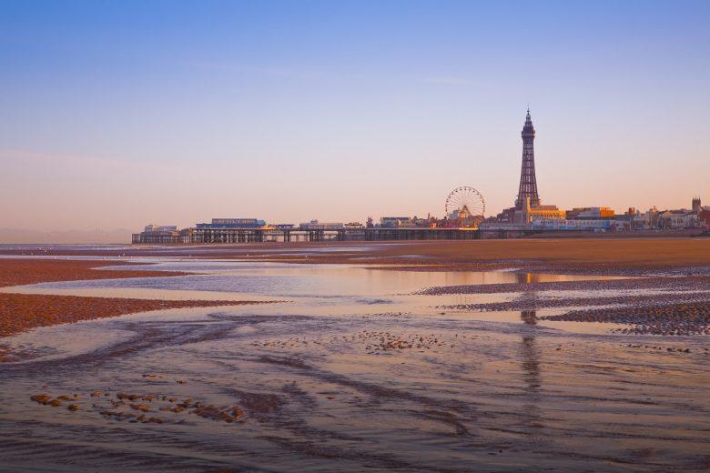 Blackpool in Engeland