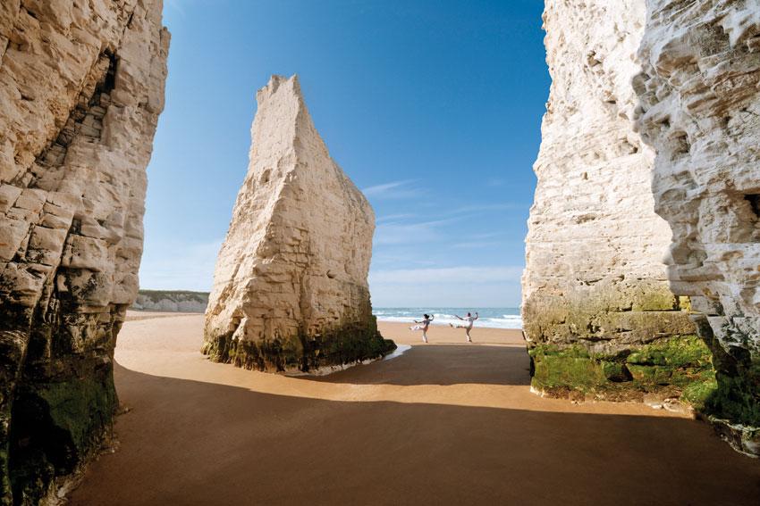 Botany Bay - Zuid Engeland