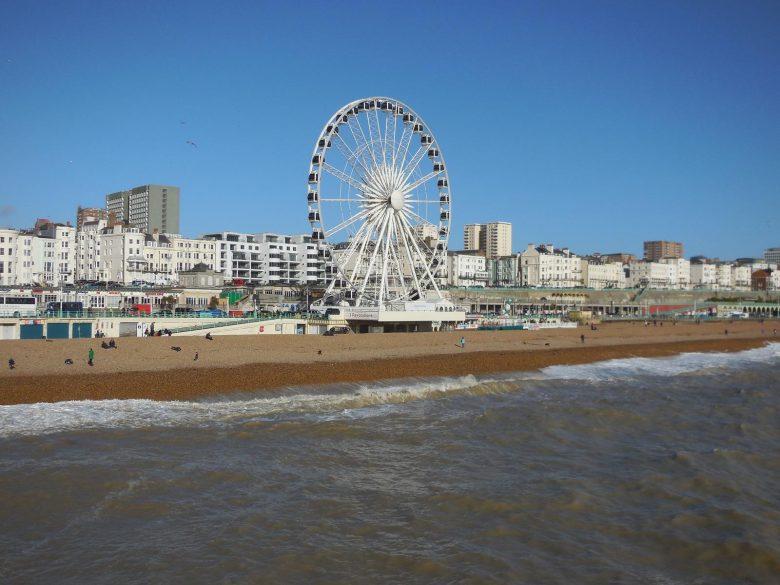 Brighton - perfect voor een vakantie aan de Engelse kust