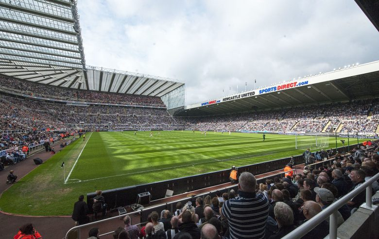 Newcastle United - St James Stadion