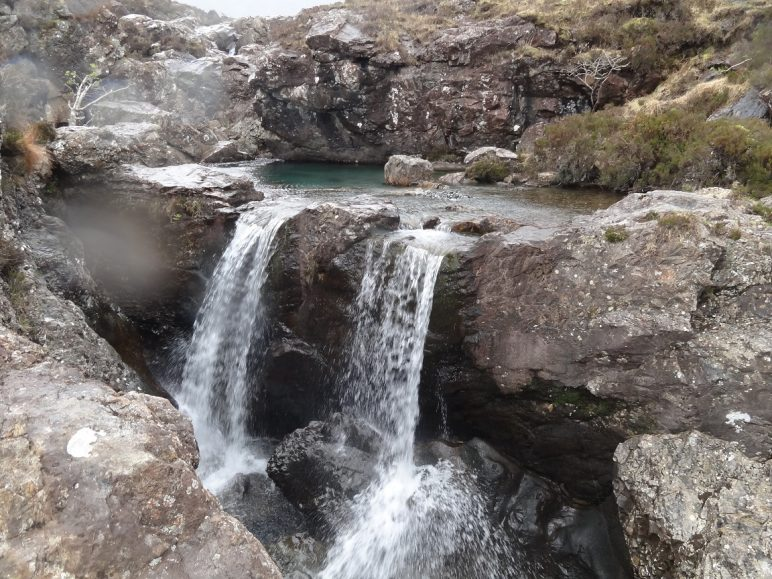 De sprookjesachtige Fairy Pools