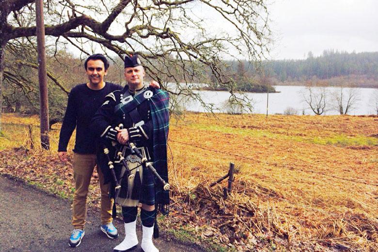 Gastvrijheid in Schotland