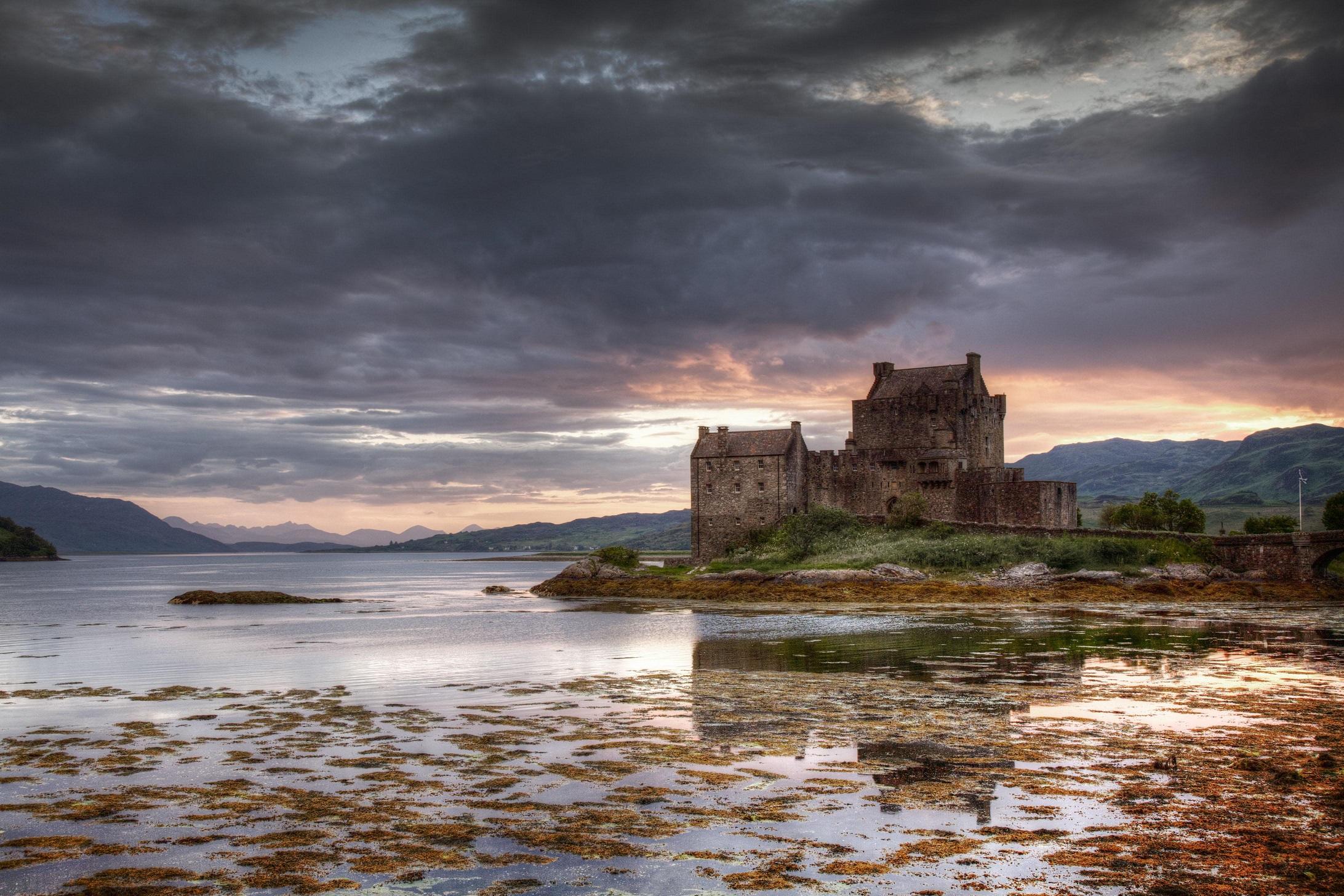 Eilean Donan Castle - een van de mooiste filmlocaties in Groot-Brittannië