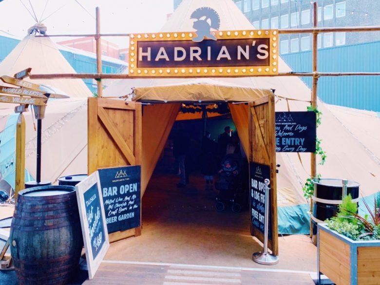 Hadrians tipi