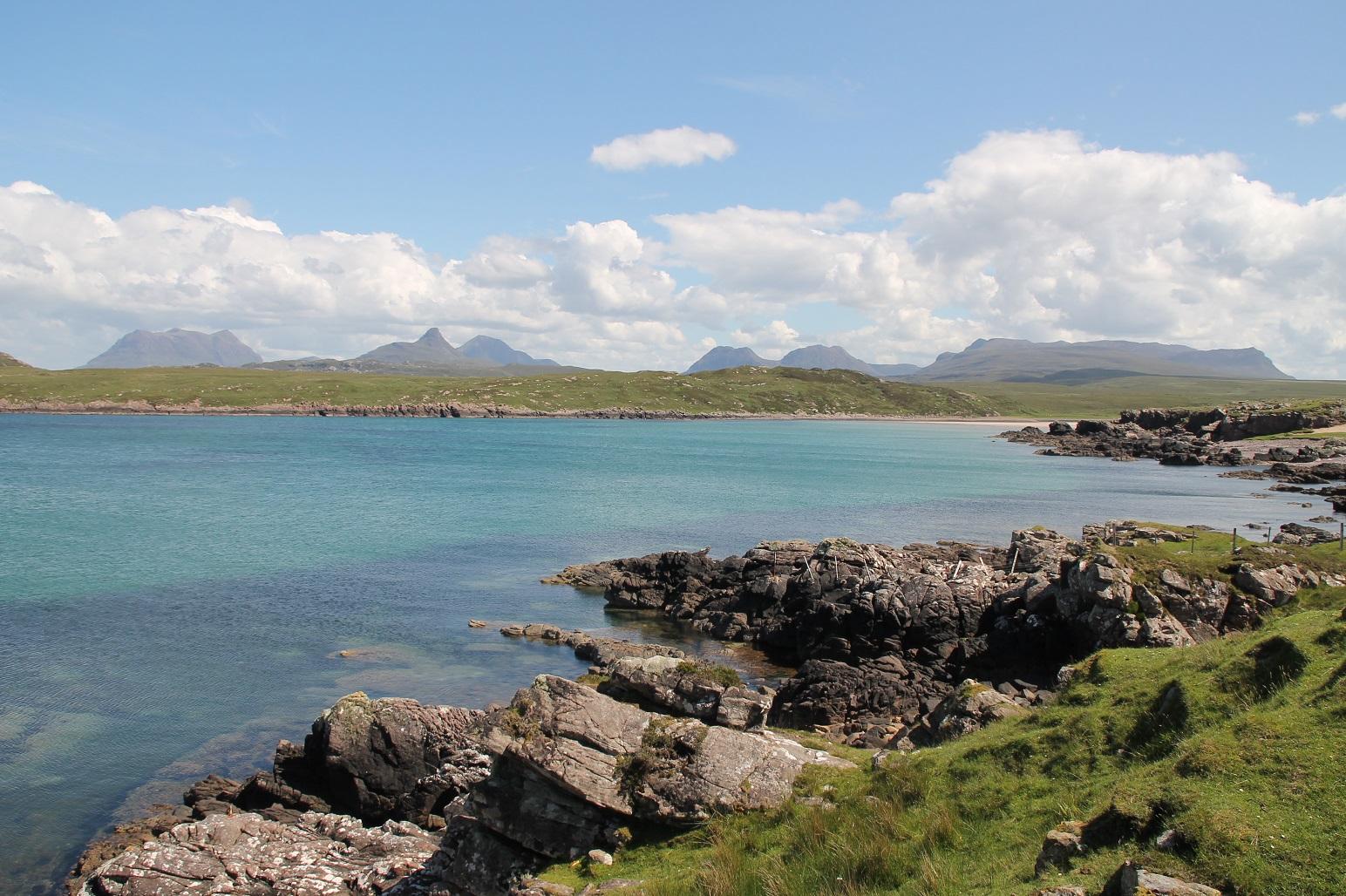 Noord-Schotland - onbeschrijflijk mooi