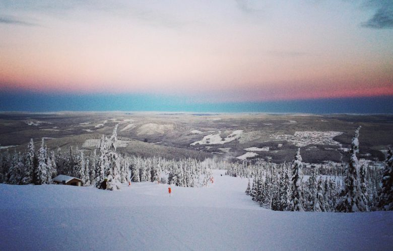 Wintersport Noorwegen - onwerkelijk mooi
