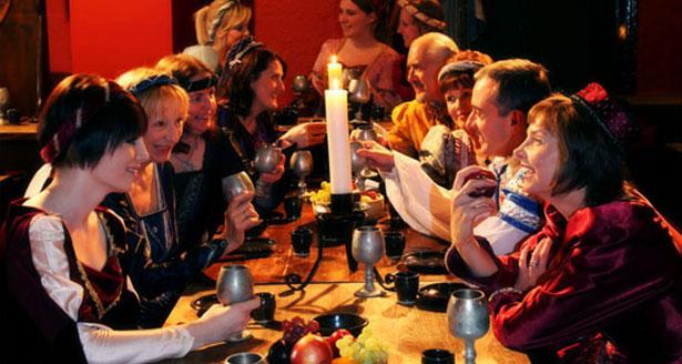 Jacobean Banquet
