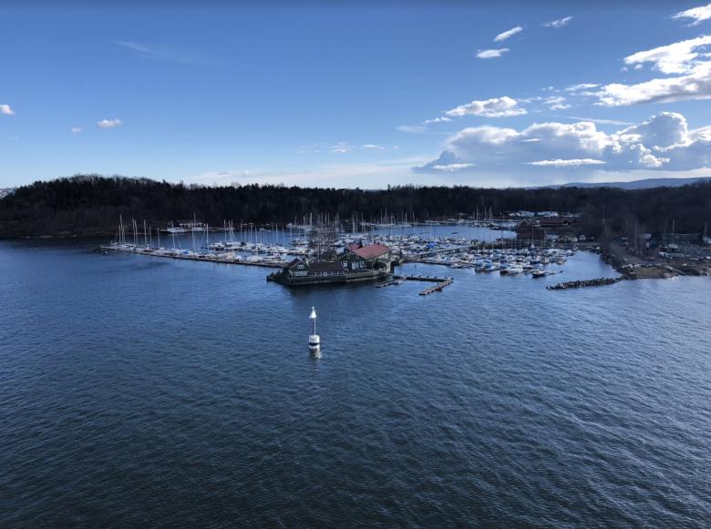 Oslofjord, cruiseferry van Oslo naar Kopenhagen