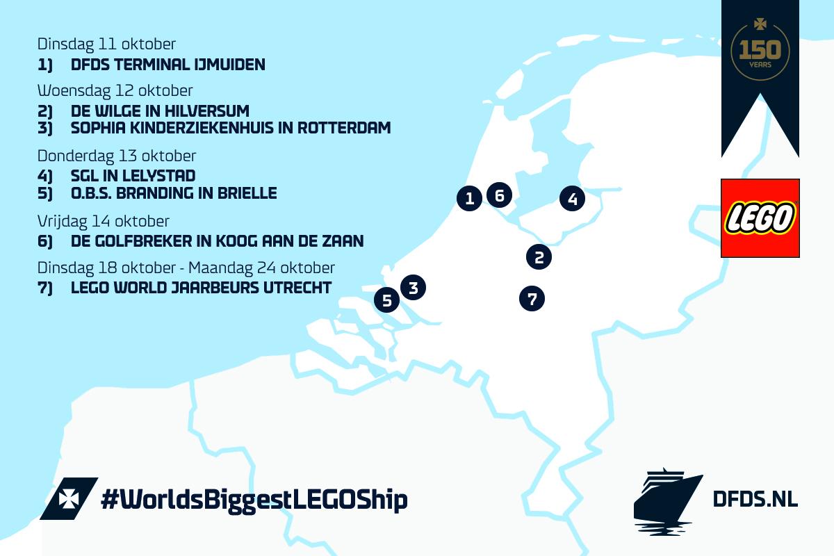 LEGO Schooltour