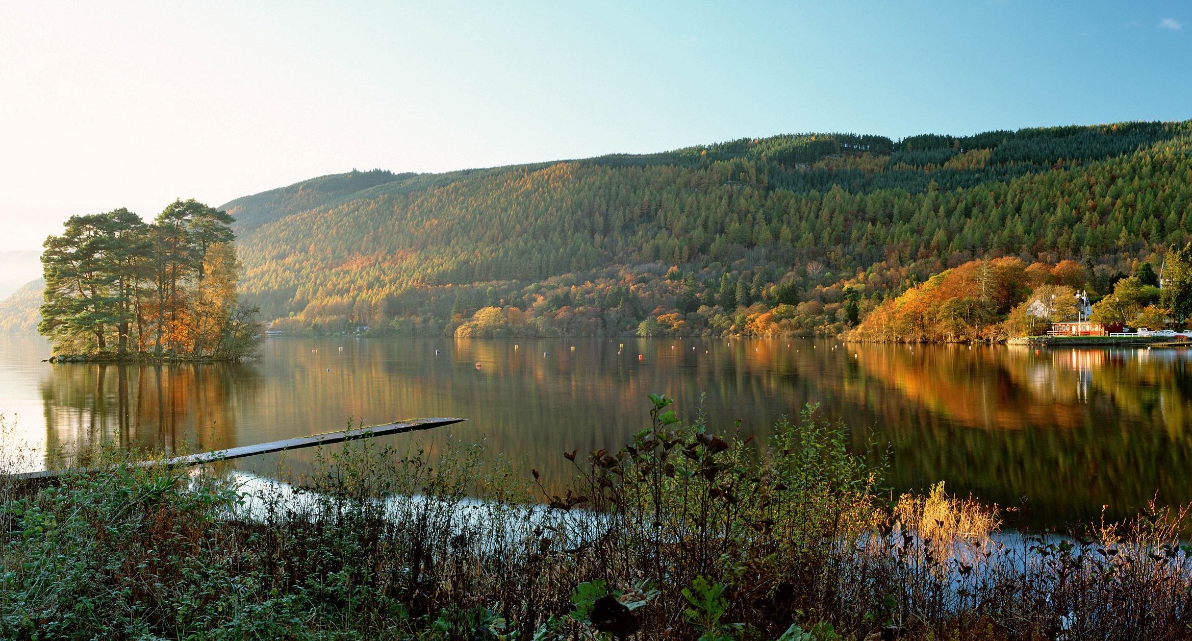 Loch Tay - Perthshire
