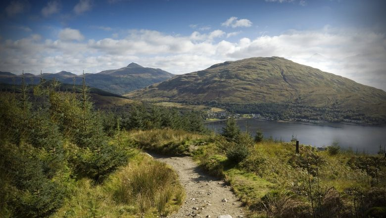 Long Long - Loch Lomond en de Trossachs