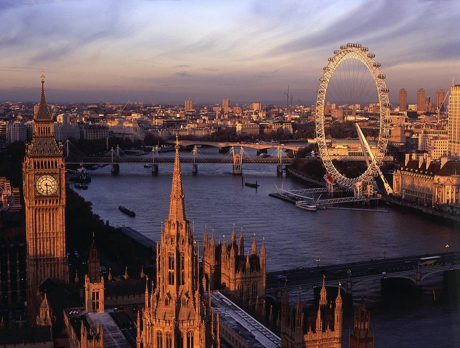 Shoppen in Londen zonder bagagelimiet