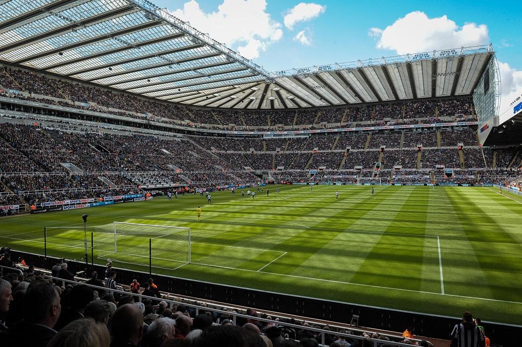 Newcastle naar de tweede divisie