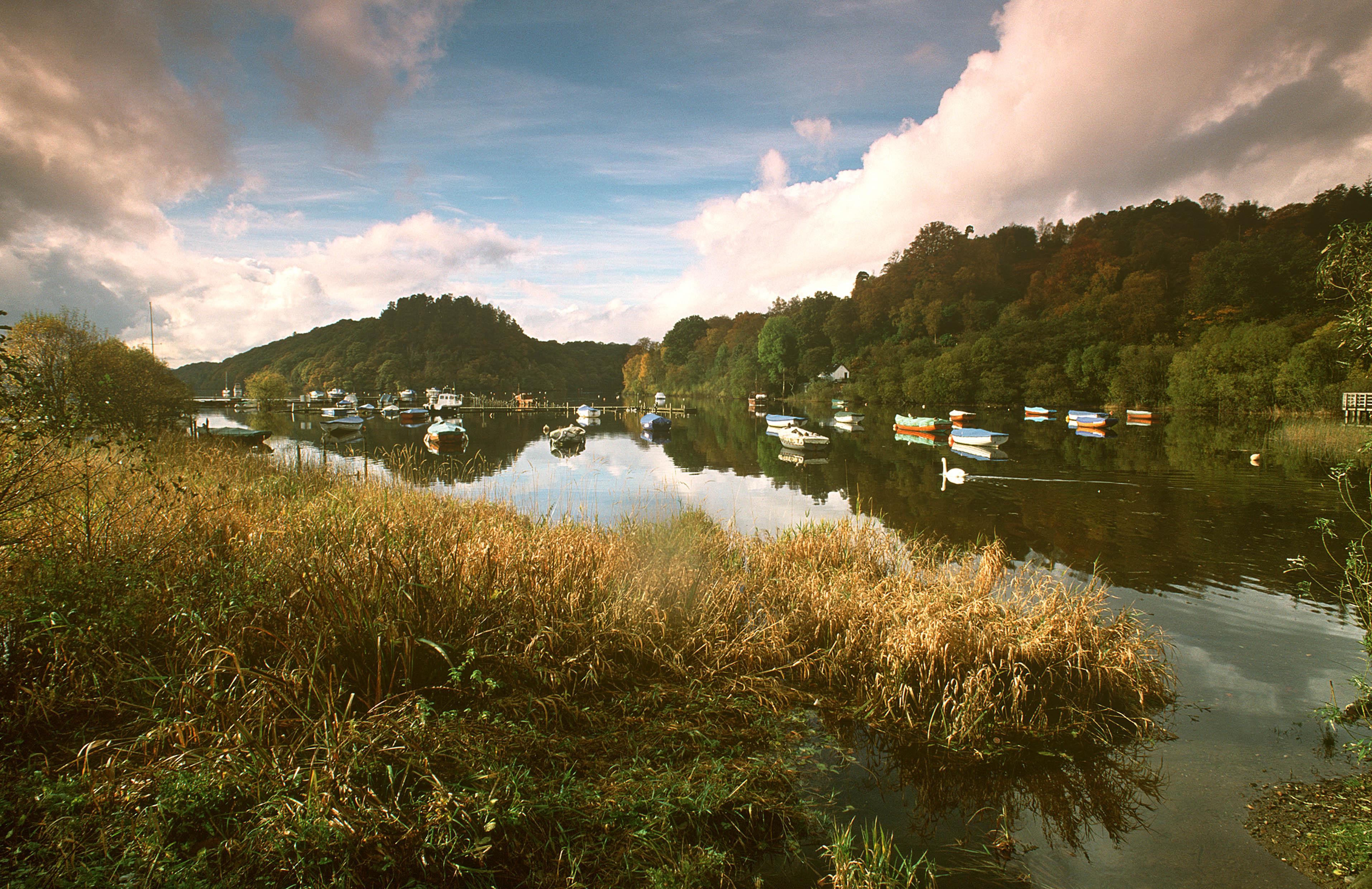 Balmaha - een van de leukste plaatsjes rondom Loch Lomond