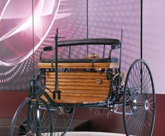 De allereerste 'Mercedes' ooit gebouwd