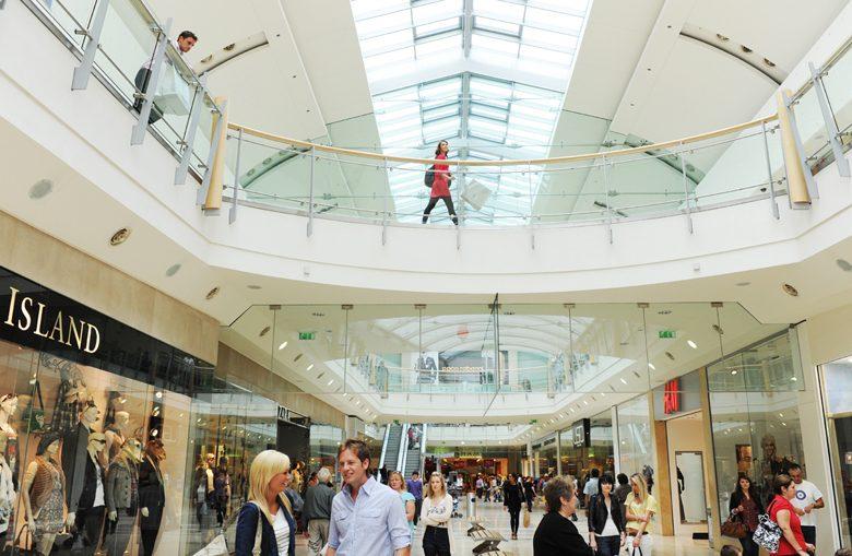 Winkelcentrum Newcastle