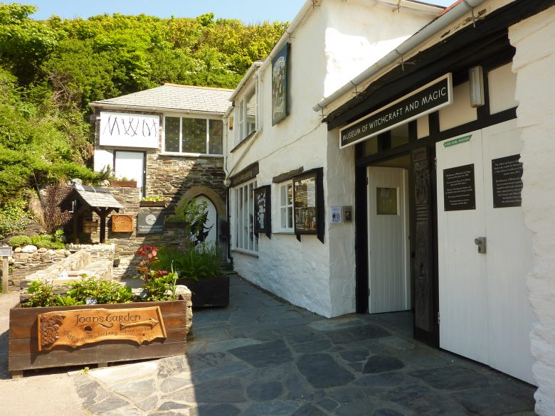Museum of Witchcraft and magic - Boscastle, Cornwall