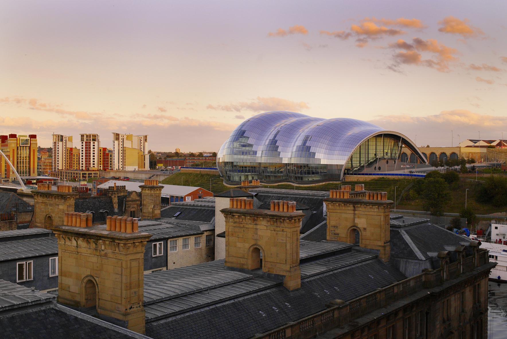 Valentijnsdag - geef eens een citytrip naar Newcastle cadeau!