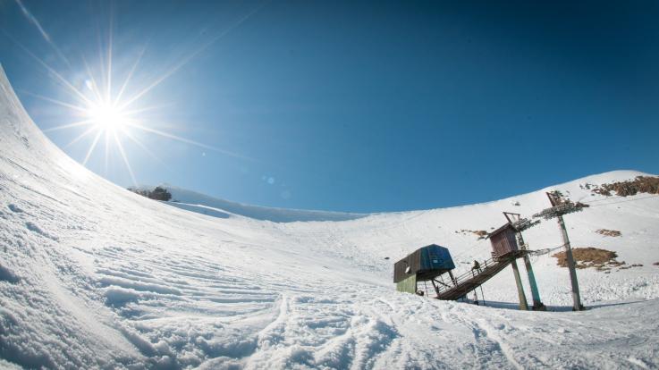 Wintersport Schotland - Nevis Range