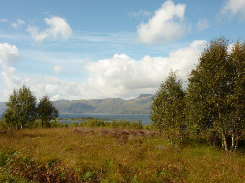 Natuur in Schotland