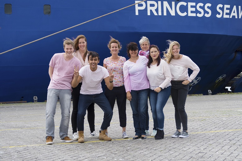 DFDS & Pink Ribbon