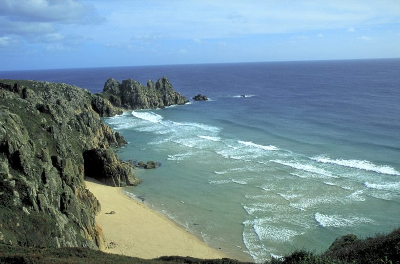 Porthcurno - Wales